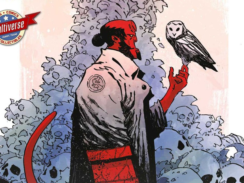 COMIC REVIEW – HELLBOY and the B.P.R.D.: SATURN RETURNS #1