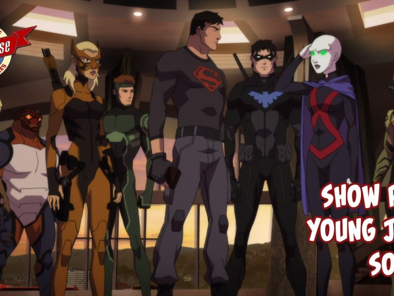 YOUNG JUSTICE EPISODE REVIEW S03:E23