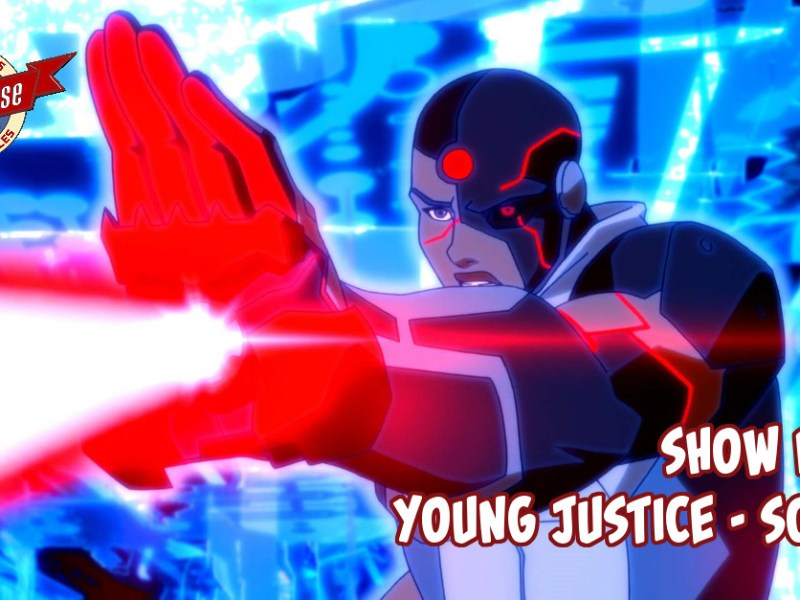 YOUNG JUSTICE EPISODE REVIEW S03:E24