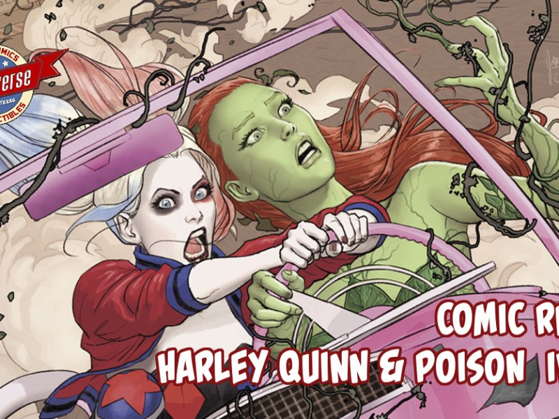 Comic Review – Harley Quinn & Poison Ivy #1