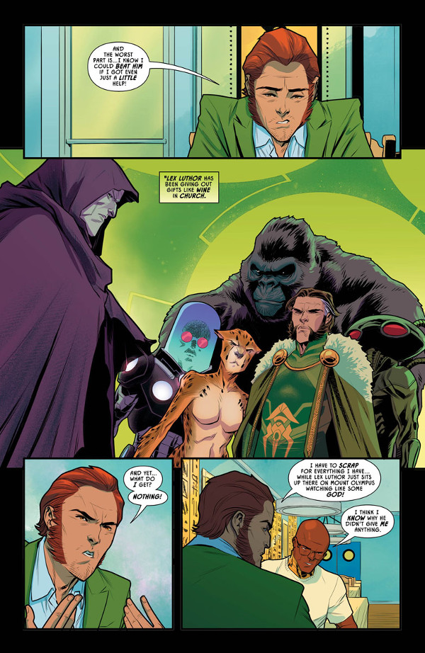 Riddler Year Of The Villain #1 Page 4