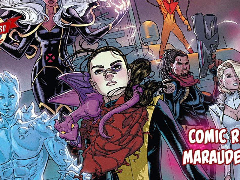 Comic Review – Marauders #1