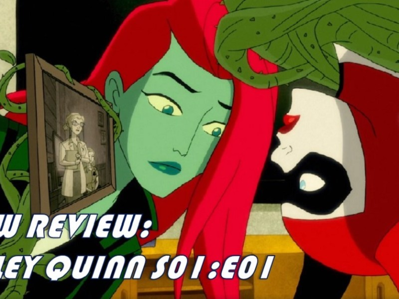 Harley Quinn Episode Review S01:E01