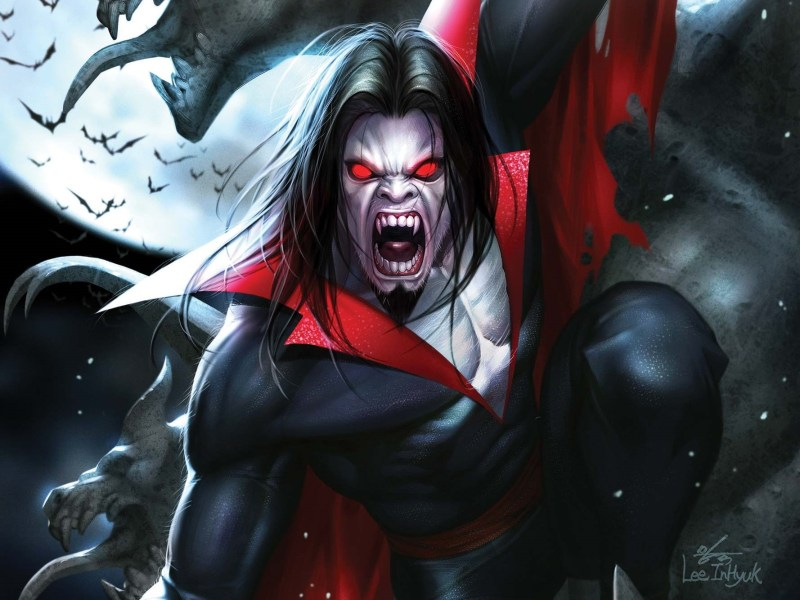 COMIC REVIEW – MORBIUS #1