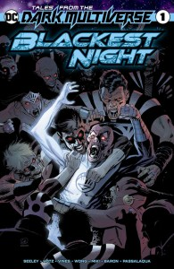 Tales From The Dark Multiverse Blackest Night #1 Cover