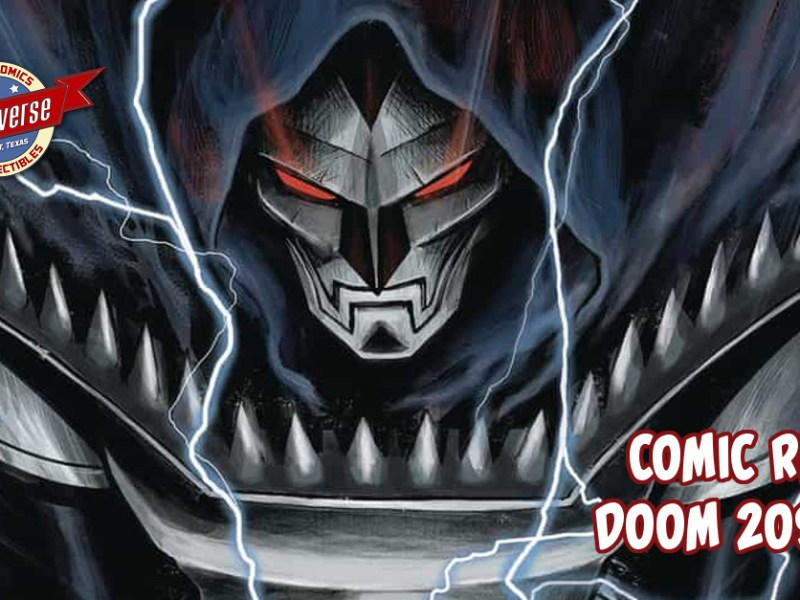 Comic Review – Doom 2099 #1