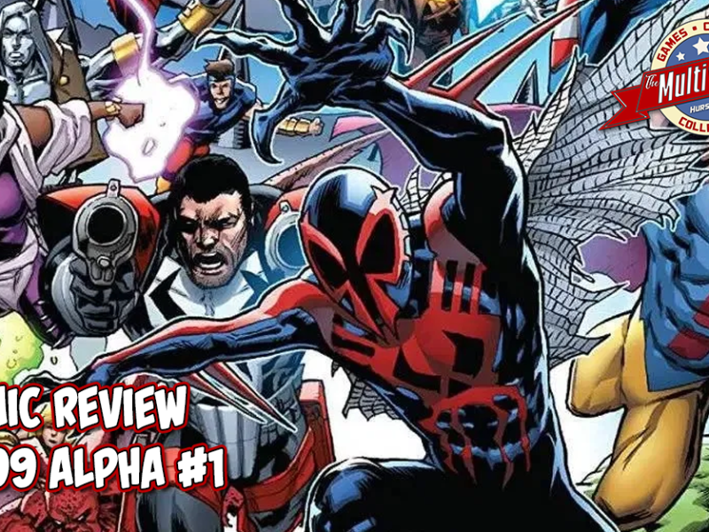 "COMIC REVIEW – ""2099 ALPHA"" #1"
