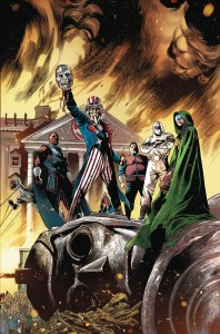 Freedom Fighters #12 (Of 12) (NOV190453)