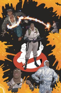 Ghostbusters Year One #1 (Of 4) Cvr A Shoening  (NOV190591)