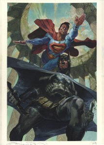 Batman Superman #6 Card Stock Var Ed (NOV190440)