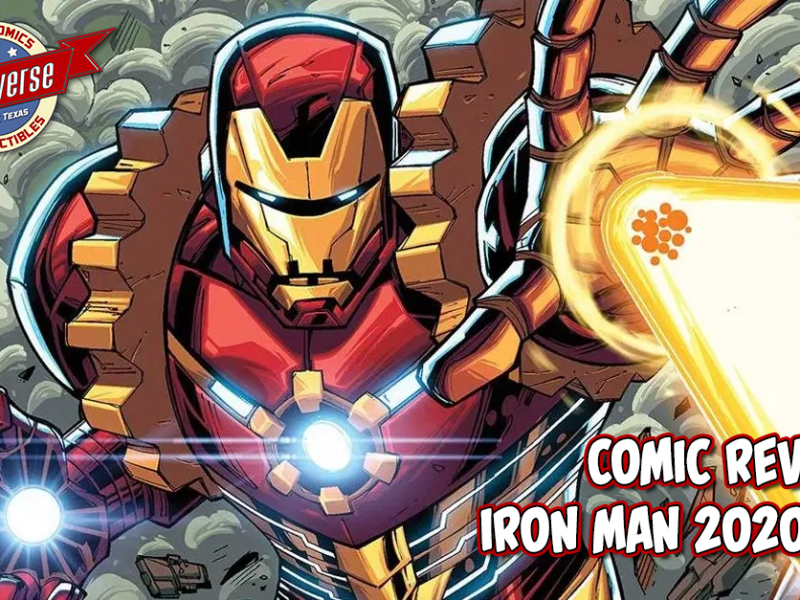 Comic Review – Iron Man 2020 #1