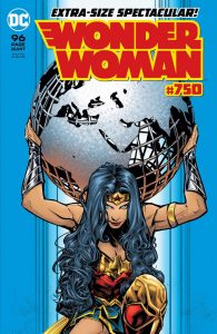 Wonder Woman #750 Cover