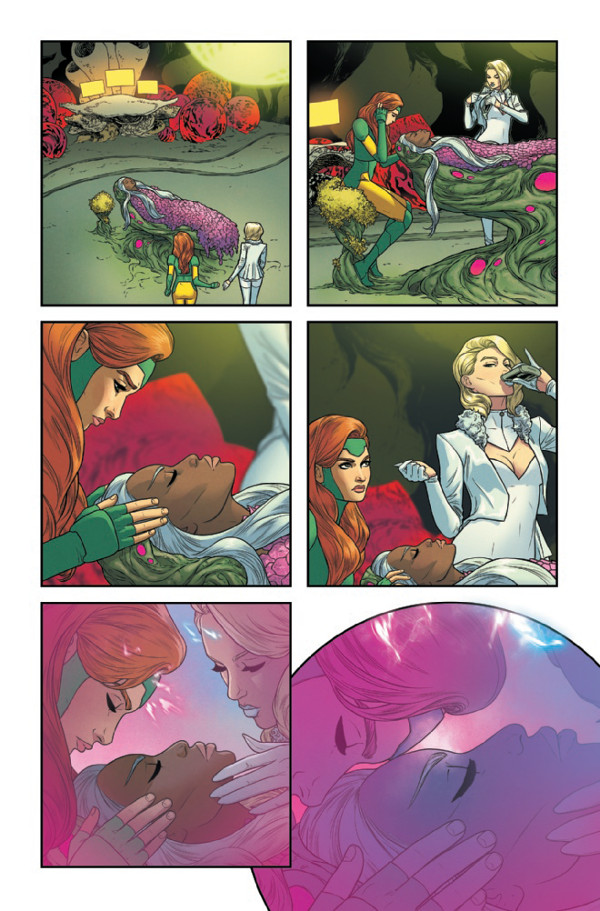 Giant Size X-Men Jean Grey & Emma Frost #1 Page 1