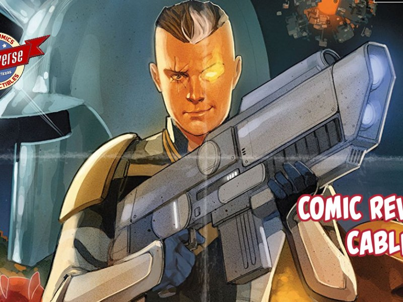 Comic Review – Cable #1