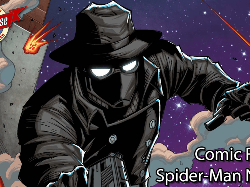 "Comic Review – ""Spider-Man Noir"" #1"