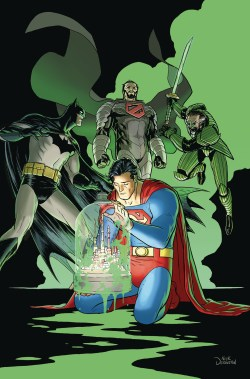 BATMAN SUPERMAN #8 (JAN200535)