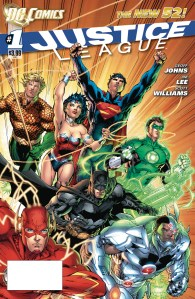 DOLLAR COMICS JUSTICE LEAGUE #1 2011 (JAN200621)