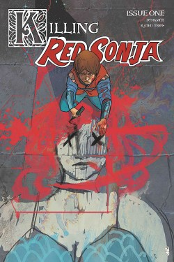 KILLING RED SONJA #1 CVR A WARD (JAN201089)