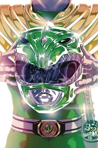 MIGHTY MORPHIN POWER RANGERS #49 FOIL MONTES VAR (C: 1-0-0) (JAN201348)