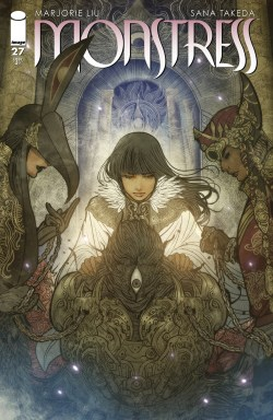 MONSTRESS #27 (MR) (JAN200276)