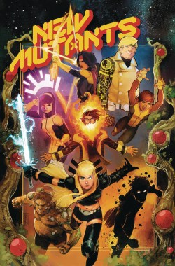 NEW MUTANTS BY HICKMAN TP VOL 01 (FEB201054)