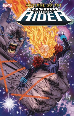 REVENGE OF COSMIC GHOST RIDER #4 (OF 5) (JAN200937)