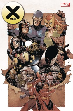 X-MEN #9 DX (JAN200845)