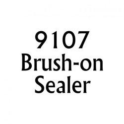 MSP 09107 Brush-On Sealer Miniature Paint