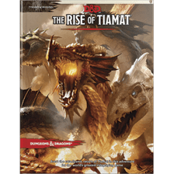 D&D 5E: Rise of Tiamat