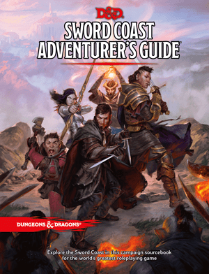D&D 5E: Sword Coast Adventurer's Guide