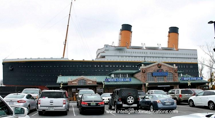 Titanic-Museum.-Pigeon-Forge,Tn.
