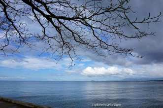 Sogod Bay in the Philippines