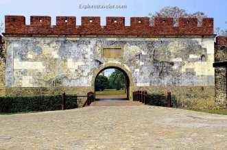 Old Fongshan City Wall, Taiwan