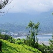 Chenggong Taitung on the East Coast of Taiwan