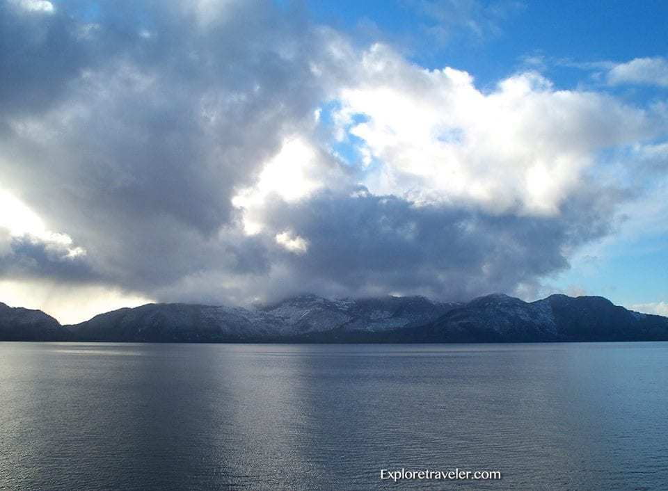 Alaska Marine Highway - Ketchikan Weather