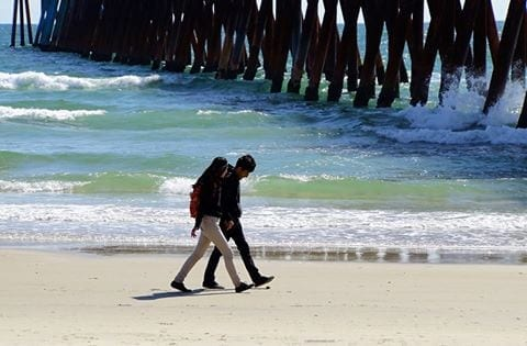 Rosanito Beach