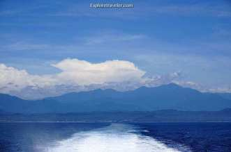 It Is Time For A Green Island, Taiwan Adventure - A body of water with a mountain in the background - Mount Scenery