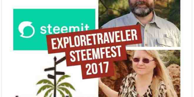 ExploreTraveler at SteemFest Lisbon Portugal 2017 #4 - A person posing for the camera - Steemit