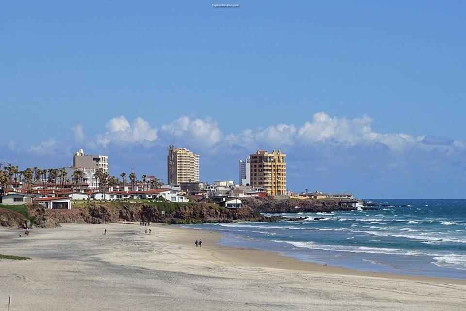Rosarito Beach In Baja California Mexico Beckons To Beach Lovers Everywhere beach
