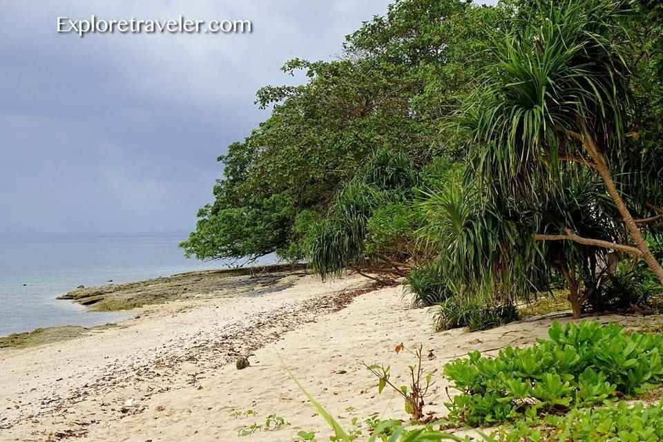 Sea Beaches Near Agas Agas Leyte Philippines