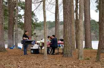 Time For A BBQ At Sam Houston National Forest In Texas 4