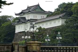 The Imperial Palace Of Tokyo Japan Asia Photo Tour 1