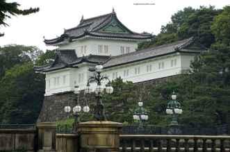 The Tokyo Imperial Palace 皇居Kōkyo 4