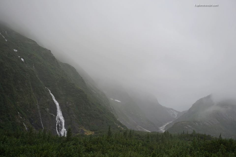 Whittier Alaska Valley
