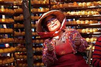 The Persimmon's Of Taiwan Wei wei jia Tourist Farm In Hsinchu County 1