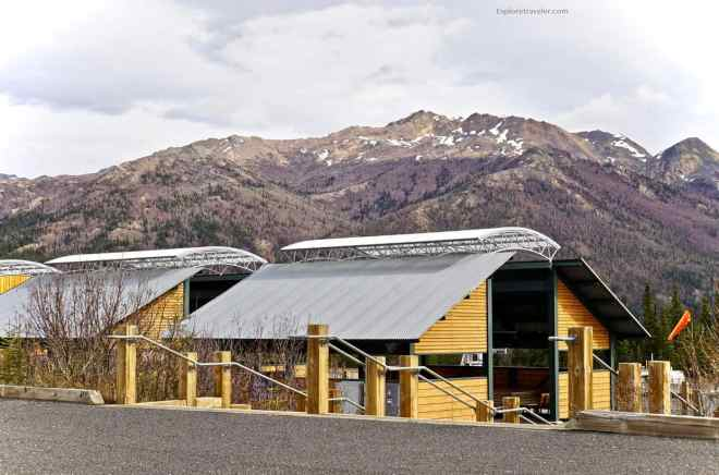 Denali National Park Denali Star Train Depot