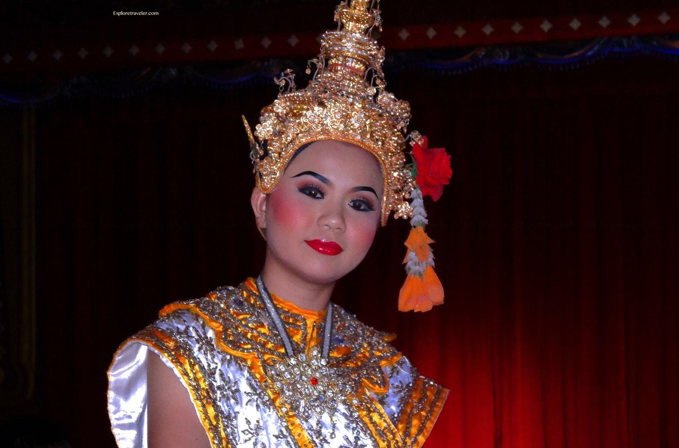 The traditional Thai Dance dates back to ancient Siamese times.
