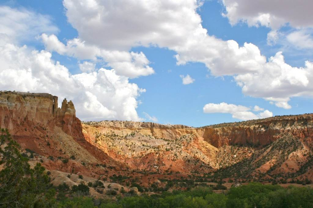 the ghost ranch new mexico