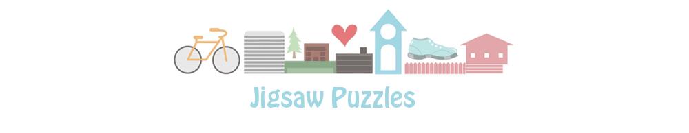 Jigsaw puzzle header