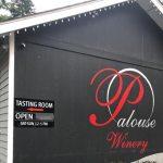 Palouse Winery on Vashon Island Washington